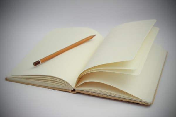 pencil and book-1